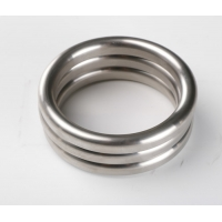China Nickel 200 Oval Ring Joint Gasket wholesale