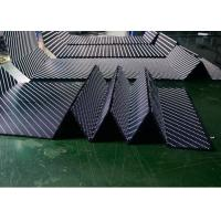 China Flexible P9.375 Rental Stage LED Screens Curtain For Hire , Low Consumption wholesale