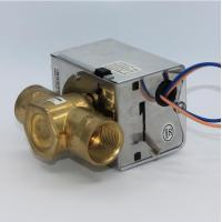 China Spring Return Motorized Zone Valve Forged Brass For Domestic Heating System on sale