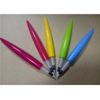 China PP Plastic Liquid Eyeliner Pencil Packaging Any Color Chili Shape 125.3 * 8.7mm on sale