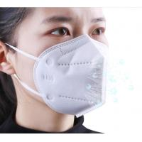 China Daily Use KN95 Kn95 Face Mask Disposable Anti Dust Non Valve Mask In Stock wholesale
