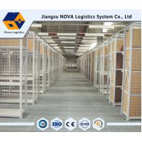 China Durable Quality MeMulti Tier Mezzanine Racking , Warehouse Mezzanine Systems wholesale