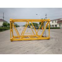 China Q345B Steel Tower Crane Sections For Lib Tower Crane CE ISO 2300*2300*4140 mm wholesale