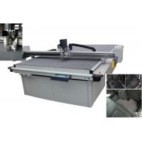 China Professional Carpet Making Machine / Mat Cutting System For Auto Decoration Material wholesale