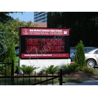 Big Advertising Curtain Led Display Outdoor Led Screen For Rental And Event