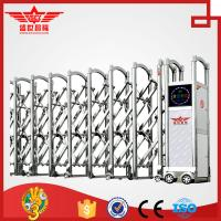 China Single track motor operated swing stainless steel gate--J1430 wholesale