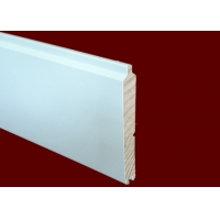China Anti Aging 5.2m Wood Window Casing White For Building Decration wholesale