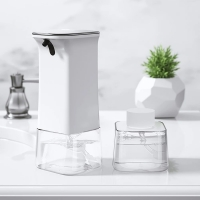 Wholesale Automatic Induction Soap Dispenser Non-contact Foaming Washing Hands Washing Machine For smart home Office
