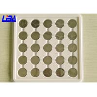 China Durable 75mAh 3V  CR1620 Button Battery Rechargeable For Watch wholesale