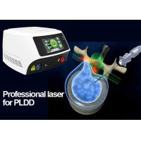 China Cherylas Diode PLDD Laser , Percutaneous Laser Disc Decompression 980nm wholesale