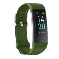 China Fitness Tracker HR Activity Tracker Watch with Heart Rate, Pedometer IP68 Waterproof Sleep Monitor Step Counnter wholesale
