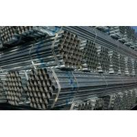 China 08Yu, 08Al oiled / black color / galvanized Rectangle, Ellipse Welded Steel Pipes / Pipe wholesale