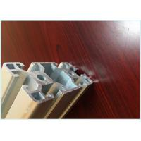 Buy cheap 6063 T3/T8 Anodized Finished Aluminum Extrude Profile For Shop / Kitchen Lengh 5.8m from wholesalers