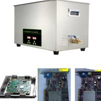China Printed Circuit Board Digital Ultrasonic Cleaner For Removing Flux From Pcbs on sale