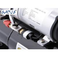 Quality 3.0l Air Tank 1/6hp Power Mini Air Compressor For Airbrush Painting Decoration for sale