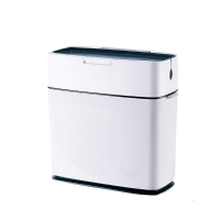 China ABS Material 10L Intelligent Trash Bin Odor Free Space Free Design wholesale