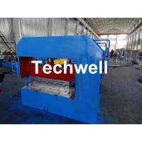 China Hydraulic Arch Roof Bending Machine , Roofing Sheet Making Machine High Speed wholesale
