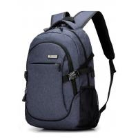 China Small Waterproof Business Laptop Backpack With Battery Charger / Korean Style wholesale