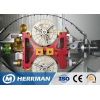 Buy cheap Servo Electronic Pitch Wire Cable Machine Three Cores Torsion Free Pair Twister from wholesalers