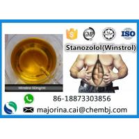 China Stanozolol/Winstrol Oral Liquid Oil Weight Loss Oral Anabolic Steroids for Bodybuilding  CAS 10418-03-8 wholesale