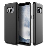 China Anti-Slip Matte Coating Samsung Cell Phone Cover For Galaxy S8 wholesale