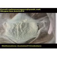 China Primobolan Methenolone Acetate Powder CAS 434-05-9 For Muscle Growth wholesale