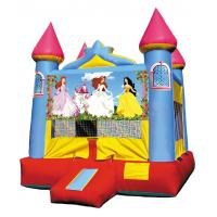 China Inflatable castle / jumping castle house / inflatable princess castle wholesale