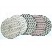 Quality 5 Step Dry Diamond Polishing Pads for sale