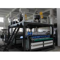China VINOT Brand Single Layer Air Bubble Film Machine Single Screw Extrusion with PE raw material Model No.  DY-2000 wholesale