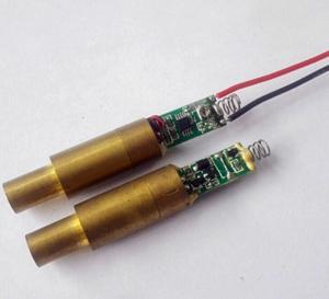 China 532nm 1mw green dot laser module wholesale