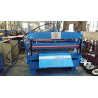 China Galvanized Steel C Purlin Roll Forming Machine Indoor Automatic wholesale