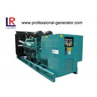 China 3 Phase 4 Wires Open Type Cummins Diesel Generator Set 250kVA Low Fuel Consumption wholesale
