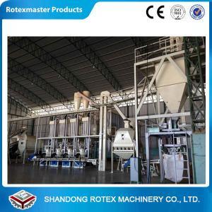 China Ring Die Cassava Straw Rice Husk Alfalfa Biomass Sawdust Pellet machine wholesale