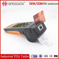 China Smart Card Mobile Rfid Reader Biometric Android Fingerprint Scanner Printer wholesale