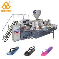 China Women Men Flip Flop Slipper Making Machine With Full Production Line Process wholesale