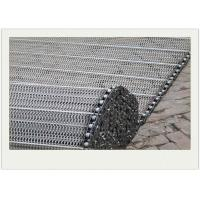 China Balanced 304 Stainless Steel Mesh Conveyor Belt With High Temperature Resistant wholesale