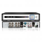 China 3.0MP 4MP Hybrid Digital Video Recorder , CCTV Hybrid DVR Recorder For Home Security wholesale