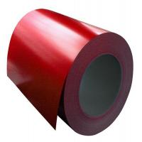 China 0.3mm Cold Rolled Pre Painted Sheet Metal 3 - 5MT Coil Weight ASTM Standard on sale