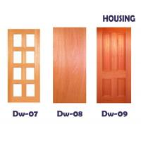 China Outward Swing Timber Composite Doors With Locks , Handles on sale
