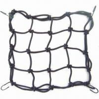 China Rubber Cargo Net, Customized Designs, Colors and Sizes are Accepted wholesale