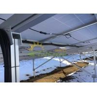 China OEM Solar Panel Fixing Kits , Excellent Foldable Ground Mounted Solar Pv wholesale