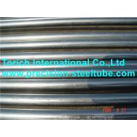 China Precision Steel Tube DIN2391 St35 , St37 , St52 Galvanized Steel Tube for Hydraulic Fitting Hoses wholesale