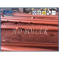 Quality Carbon Steel ASME Standard Boiler Parts Manifold Header For Power Station for sale