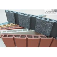Easy Install Terracotta Wall Cladding System With Thermal Insulation Properties
