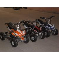 Quality 49cc ATV,2-stroke,air-cooled,single cylinder,gas:oil=25:1. Pull start,good for sale