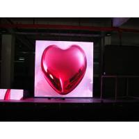China SMD 3528 6mm Rental LED Screen Signs For Advertising 50Hz 192*96mm wholesale