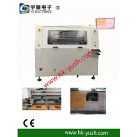 Buy cheap PCB Depaneling Machine Inline / Online CNC automatic PCB depaneling router from wholesalers