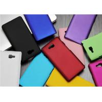 China Custom LG Mobile Phone Cases Rubberized LG L9 II Back Cover Case on sale