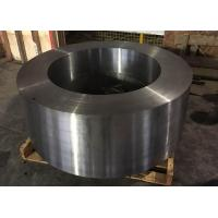 China 42CrMo4 Alloy Steel Forged Roll Sleeve Rough Machining Forging Hardness wholesale