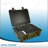 Portable Articulating Video Borescope With DVR / Durable Carry Case